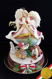 budapest christmas angel hungarian marzipan figures competituon