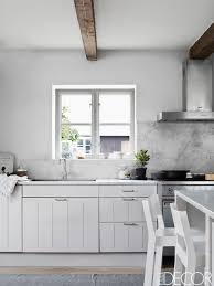 all white kitchen home design