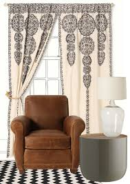 Marrakech Curtain Style Inside Curtain Call