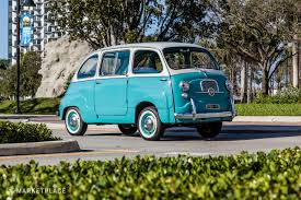 fiat multipla for sale 1962 fiat 600 multipla u2022 petrolicious