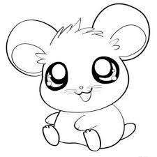 print hamster cute hamster coloring pages cute hamster coloring
