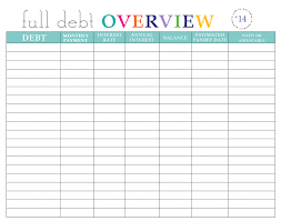 Department Budget Template Excel Free Printable Family Budget Worksheets Budgeting Worksheets