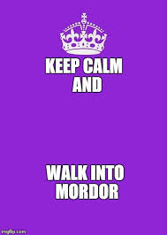 Keep Calm And Carry On Meme Generator - keep calm and carry on purple meme imgflip