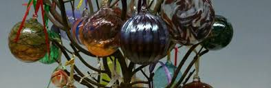 create your own ornaments through glass blowing go northeast oregon