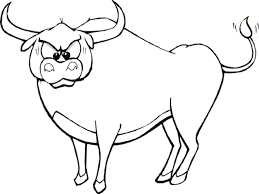 ox coloring pages coloring pages