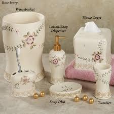 online get cheap rose bathroom accessories aliexpresscom alibaba