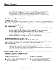 exle of resume letter information security analyst resume exle http resumesdesign