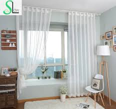compare prices on white sheers curtains online shopping buy low