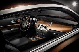 roll royce car inside rolls royce wraith