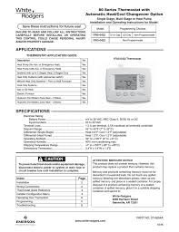 white rodgers 1f80 0471 thermostat user manual