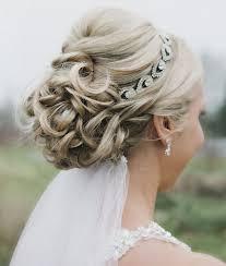 chignon mariage coiffure mariage cheveux longs et mi longs en 62 idées