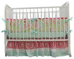 paisley baby crib bedding mediterranean latest depiction boutique