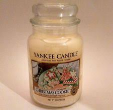 yankee candle christmas cookie large jar 22 oz ebay