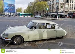 citroen classic ds the legendary car citroën ds editorial photography image 90715247