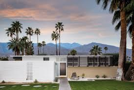 midcentury modern architecture in palm springs california photos