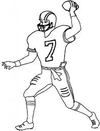 green bay packer coloring pages football player coloring pages coloringsuite com