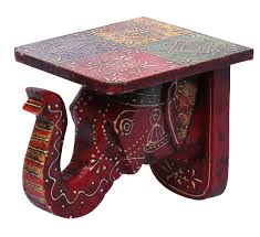 bulk wholesale hand crafted 7 u201d elephant shaped wall mounted table