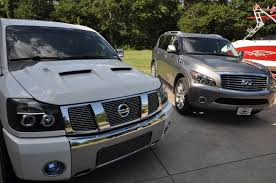 infiniti qx56 year changes finally picked up new 2011 qx56 nissan titan forum