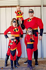 incredibles costume the incredibles family costume