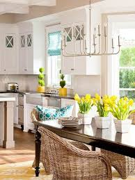 kitchen decorating ideas with accents 18 white and yellow kitchen decor ideas baytownkitchen