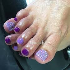 25 eye catching pedicure ideas for toe nail designs easy