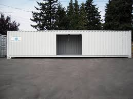 40 foot container with roll up door for sale from getsimplebox com