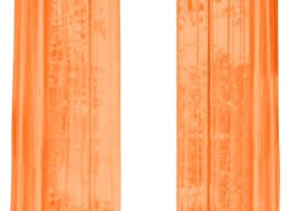 Sheer Curtains Orange Sheer Burnt Orange Curtains Orange Sheer Curtains Canada Sheer