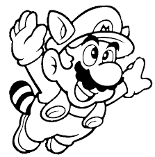 free mario coloring pages print coloring super mario coloring page