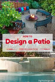 how to design a backyard 120 best patios images on pinterest house beautiful pool