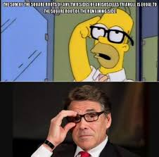 Rick Perry Meme - every time i see rick perry with his smart guy glasses
