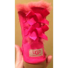 ugg bailey bow pink sale 63 ugg other flash sale bailey bow pink ugg toddler