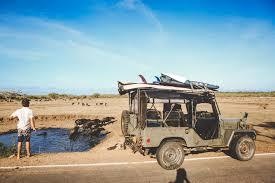 beach jeep surf arugam bay sunshinestories