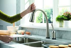 touch free faucets kitchen touch free faucets kitchen touch free kitchen faucet spray goalfinger