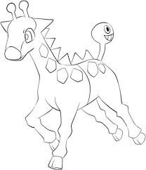 136 lineart generation ii pokemon images free