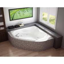 bathtubs idea astonishing corner soaker tub corner soaking tubs bathtubs idea corner soaker tub corner tub shower combo large undermount whirpool jacuzzi with black