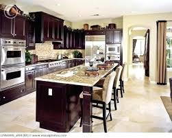 dark kitchen cabinets with light floors dark wood floor kitchens amazing dark wood floor white kitchen