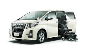 toyota dealer japan toyota unveils new alphard and vellfire minivans in japan