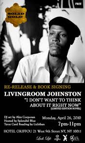 livingroom johnston livingroom johnston book signing lush nyc