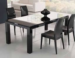 Modern Round Dining Table Sets Expandable Glass Dining Table Toronto Round Dining Table Set