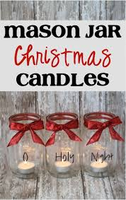 how to make mason jar lights with christmas lights how to make mason jar christmas candles from thefrugalgirls com