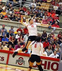 Ohio State Michigan Memes - ohio state women s volleyball heads to michigan state seeking 9th