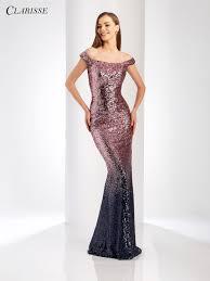 ombre dress 2018 prom dress clarisse 3586 promgirl net