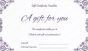 gift certificate template microsoft word christmas gift certificate resumess memberpro co