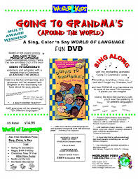 going grandma u0027s world kids press world kidz press