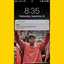 Lock It Up Meme - kanye west makes perfect iphone lock screen