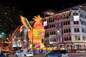 Lunar New Year Decoration Singapore by Where To Soak Up The Chinese New Year Atmosphere In Singapore
