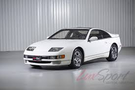 nissan sport 1990 1990 nissan 300zx twin turbo turbo stock 1990126 for sale near