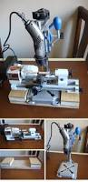 desktop lathe emco unimat 3 lathe with micro drill press http