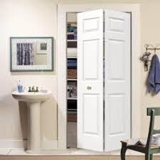 Folding Door Closet Buh Bye Bi Folds Removing Them For An Open Look Bi Fold Doors