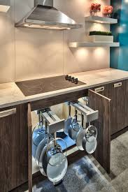 Kitchen Cabinets Mdf Cabico Custom Cabinetry With Glideware Storage Solutions Teal